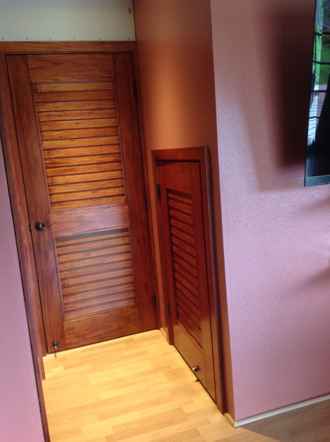 Acacia Wood Door : Update kuliouou hawaii kai cherry construction
